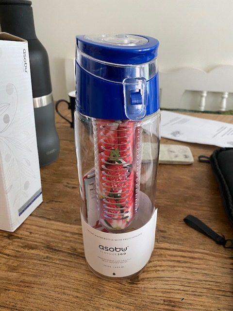 Fruit infuser kunststof